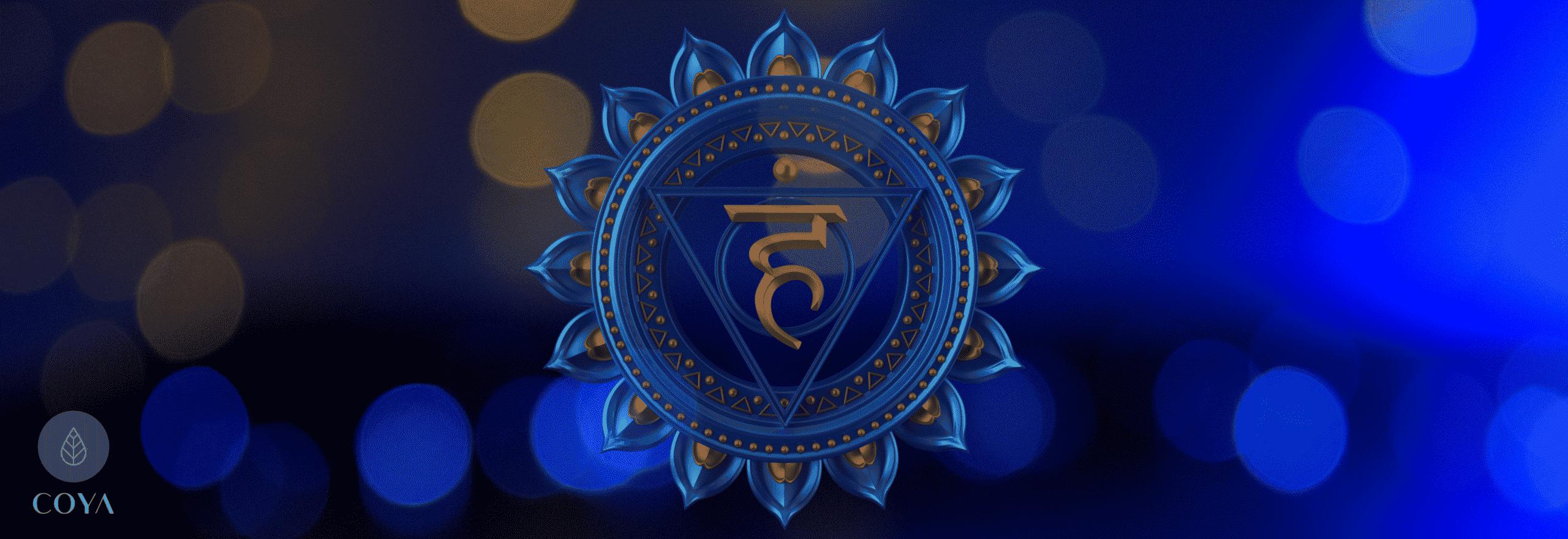 Το τσάκρα του λαιμού ή αλλιώς Vishuddha
