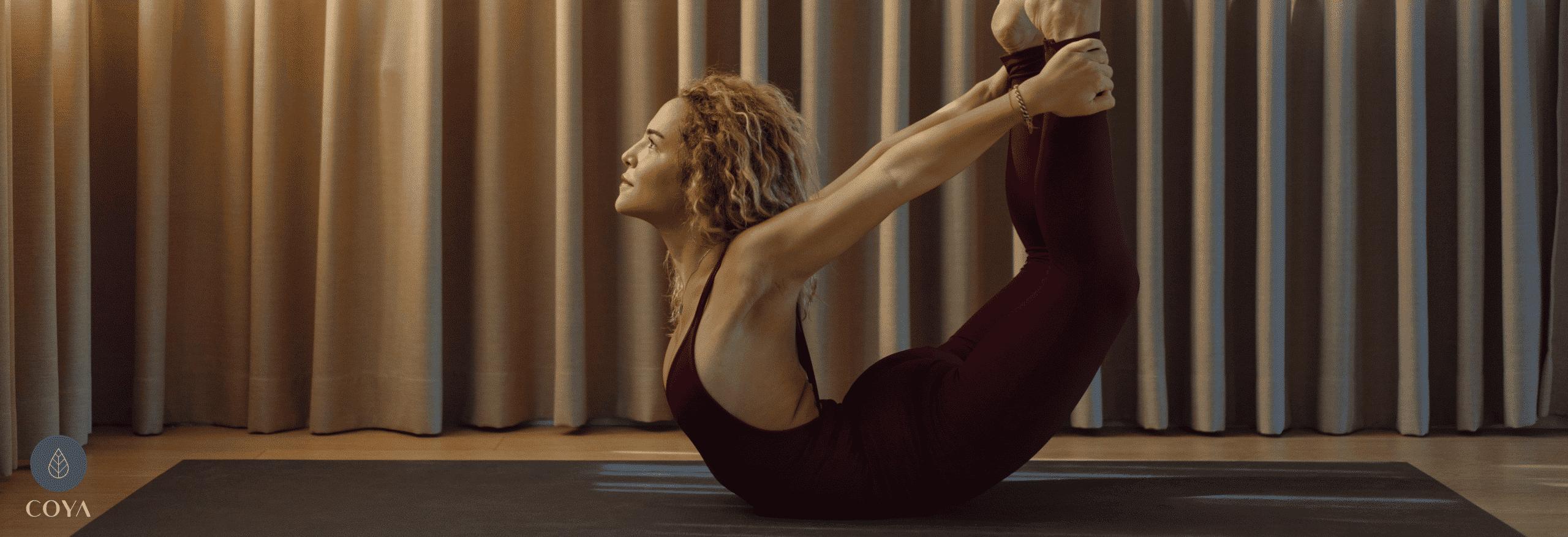 Τα οφέλη της Ashtanga Yoga